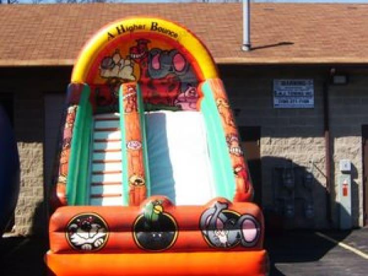 15ft Dry Slide A Higher Bounce Rental