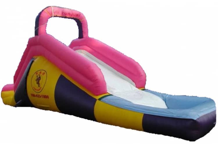 17ft Waterslide With Pool Rental