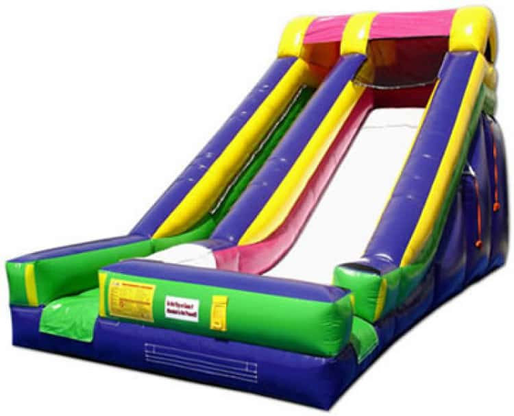 18ft Dry Slide Rental