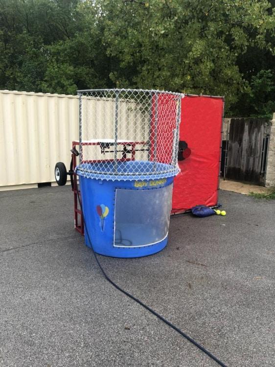 450 Gallon Dunk Tank Rental
