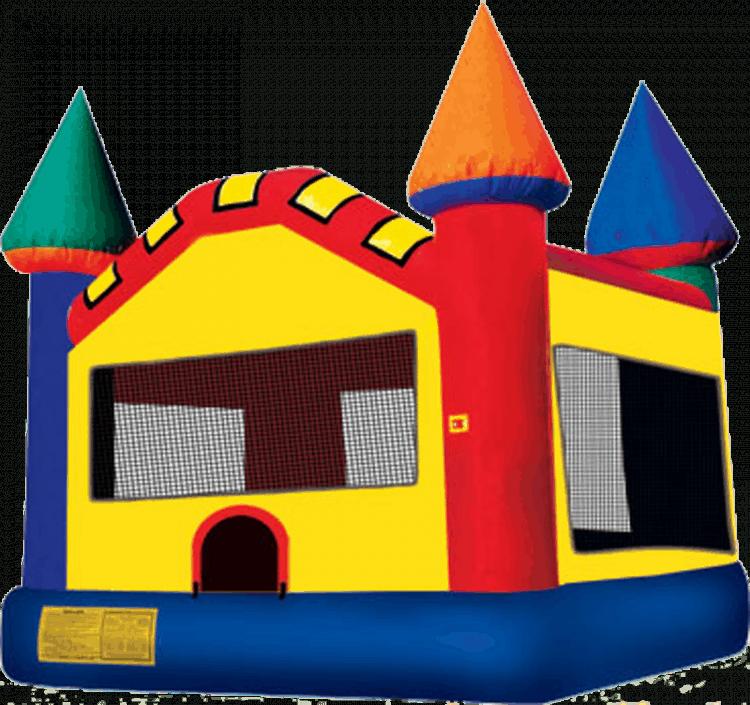 Castle Moonbounce Rental