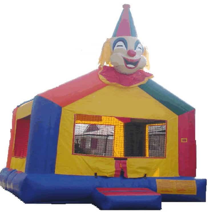 Clown Jumpie Rental