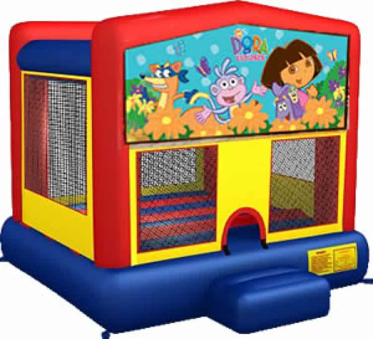 Dora The Explorer Jumpie Rental