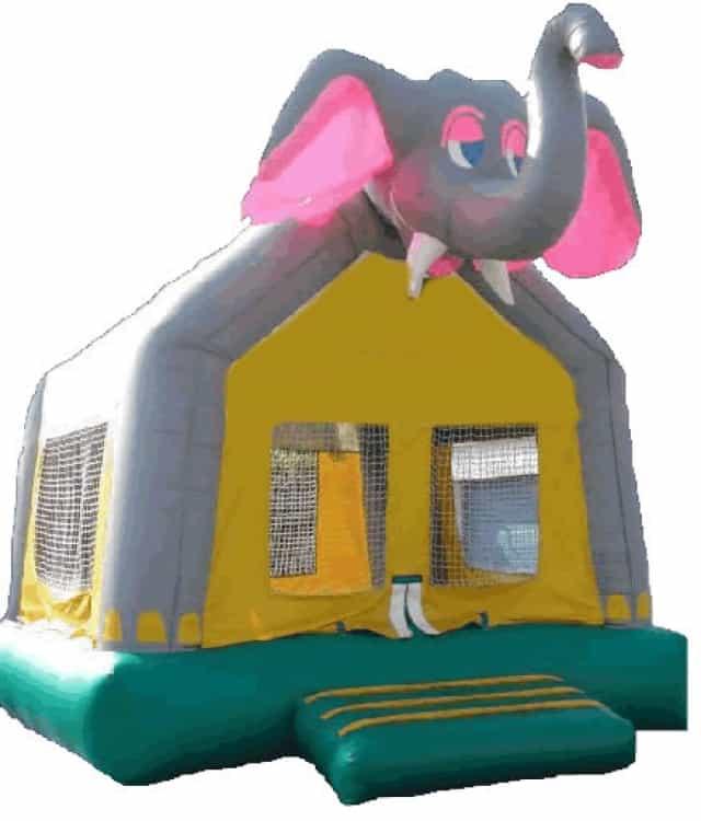 Elephant Jumpie Rental