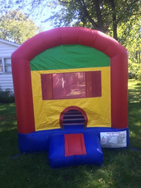 Mini Fun House Jumper Rental