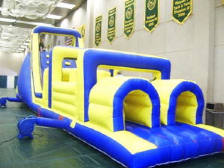 Obstacle Course Moonwalk XLarge Rental