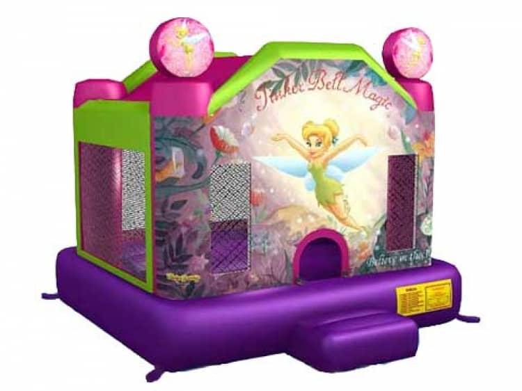 Tinker Bell Moonbounce Rental